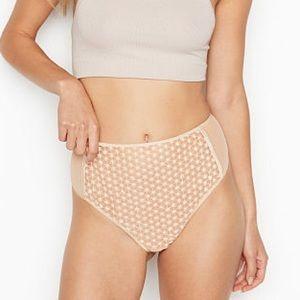 Victoria's Secret Luxe High Waist Thong Panty